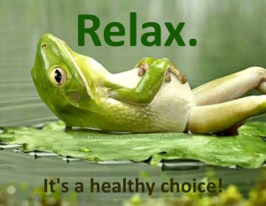 relax happiness