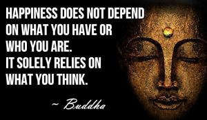 buddha happiness quotes