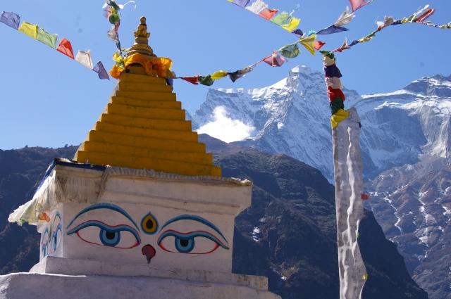 buddhism, nepal