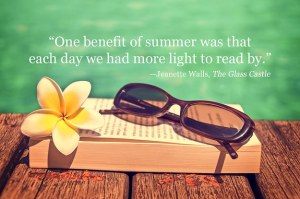 summertime, happiness, reading