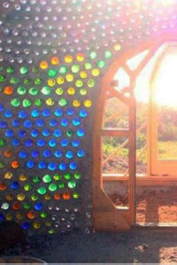 bottle wall 2