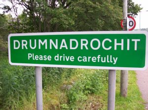 Have to love Scottish town names