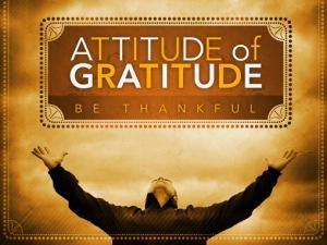 gratitude happiness