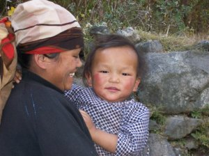 happiness, nepal, smile