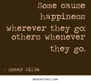 happiness others