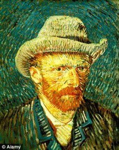 Van Gogh, Happiness, Art