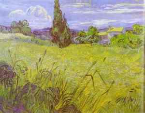 happiness, art, Van Gogh