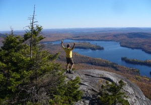 happiness, appalachian trail