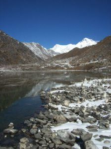 Gokyo first lake