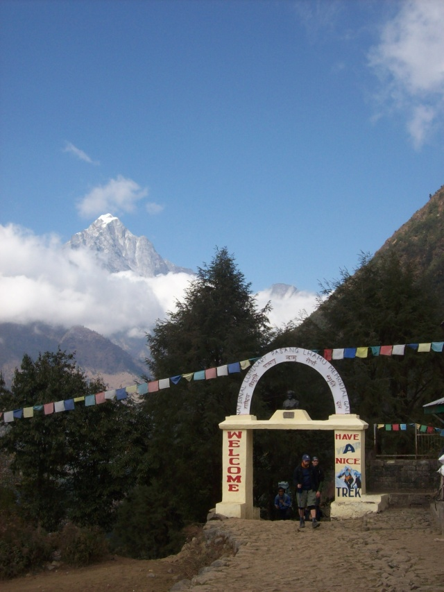 happiness, everest