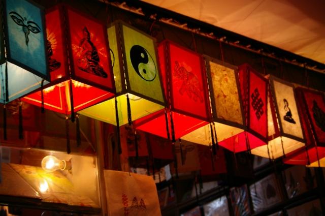 thamel lanterns