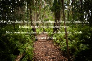 happiness, appalachian trail
