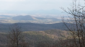 Vista off Blood Mountain
