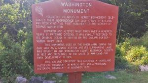 wash monument fix
