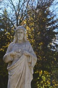 fix jesus statues 2
