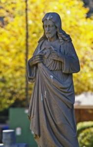 fix jesus statues