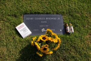 bukowski, grave