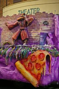 fix pizza float