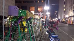 parade ladders