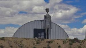giant alien