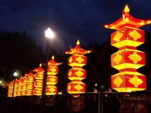 lantern-posts