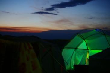 sunset, burning man, photograpy