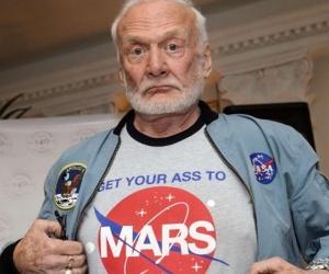 Buzz Aldrin, NASA
