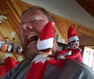 elf on the shelf, christmas, elf