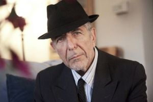 leonard cohen, poetry, happiness