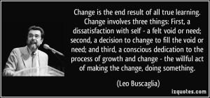change, learning, happiness