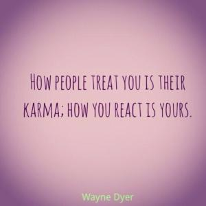 karma, happiness