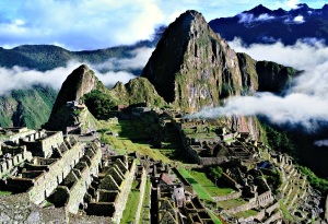 machu picchu, hiking, happiness