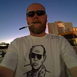 hunter s thompson, fear and loathing, las vegas