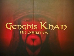 khan, exhibit, travel