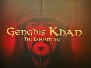 khan, exhibit, travel