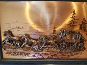 Oregon Trail, history, travel