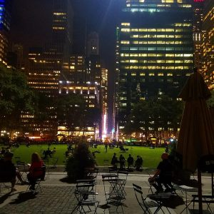 bryant park, nyc, new york