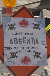 safety third, burning man