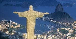brazil, rio, christ