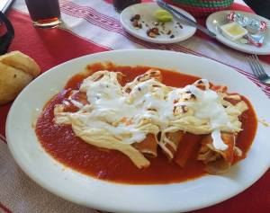 enchiladas, mexico, travel