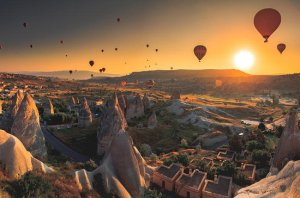 cappacocia, turkey, travel