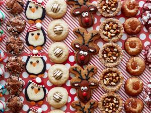 christmas, cookies