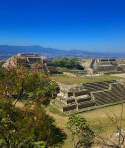 monte alban, travel, mexico