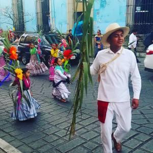 oaxaca, mexico, parade