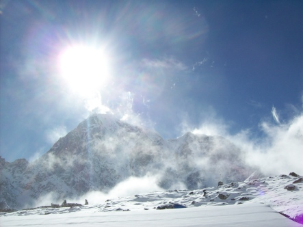snow, winter, happiness