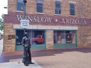 winslow, eagles, route 66