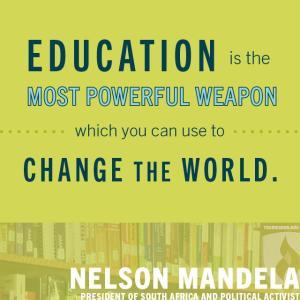 education, inspiration