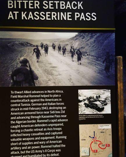 Kasserine Pass, world war II, New orleans