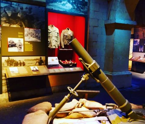 mortar, world war II