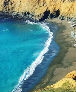 california blue ocean
